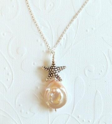 Coin Pearl & Starfish