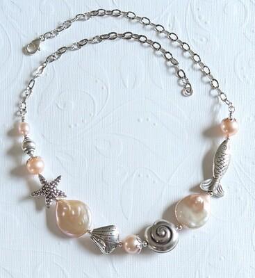 Sea Life & Pearls