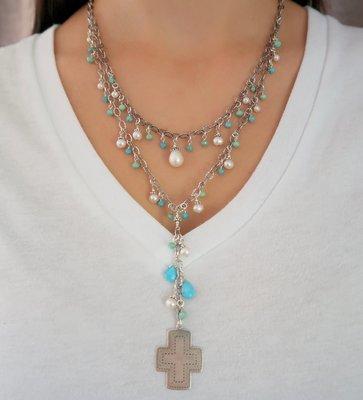 Native Spirit Cross