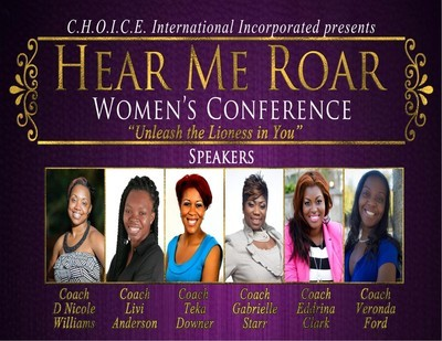 Hear Me Roar 2015 Conference DVD
