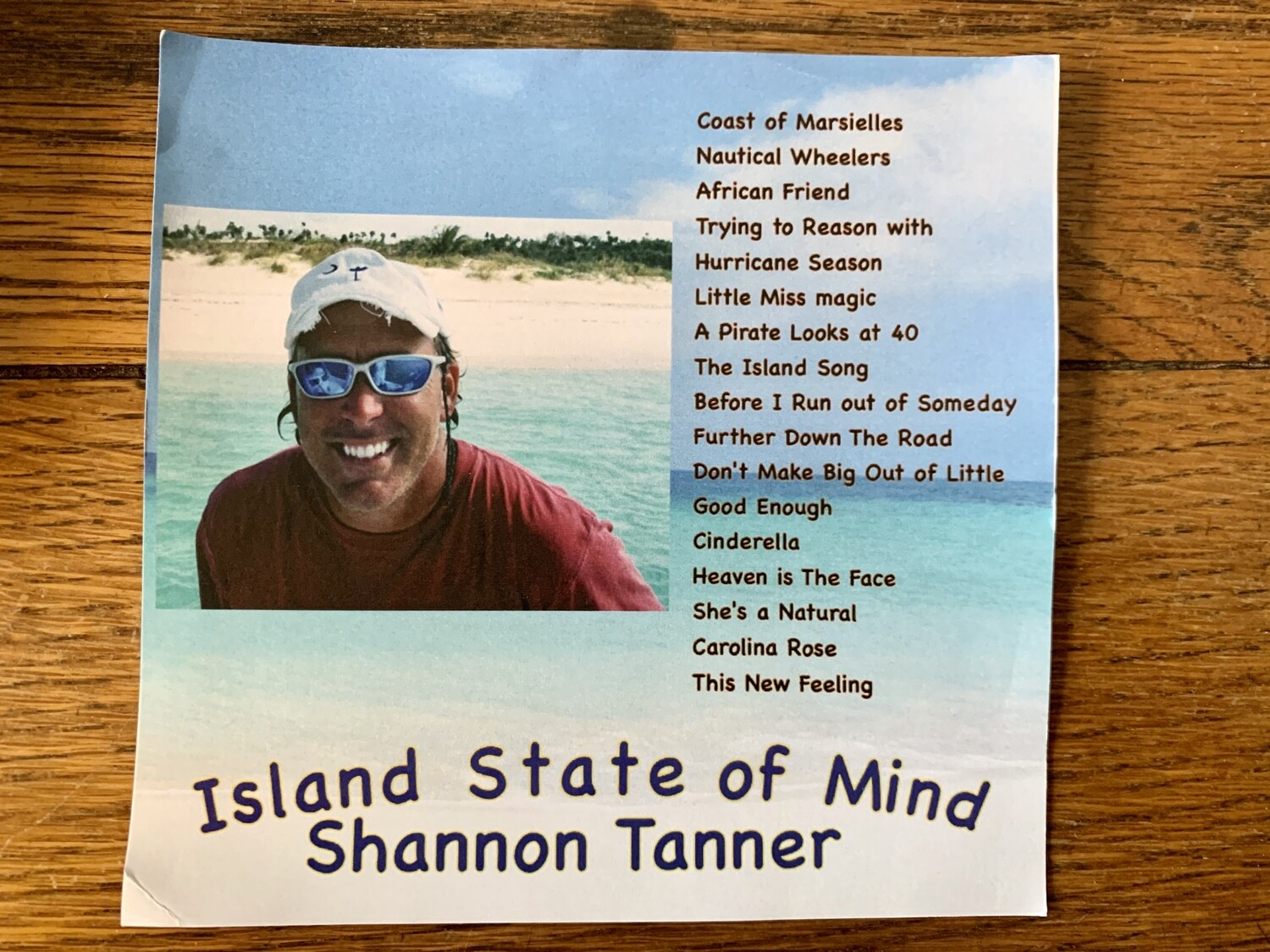 """ISLAND STATE OF MIND """"Downloadable"""""""