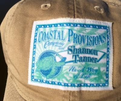 Khaki Shannon Tanner/Coastal Provision Legacy Hat