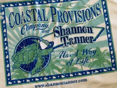 Shannon Tanner/Coastal Provisions T-Shirt