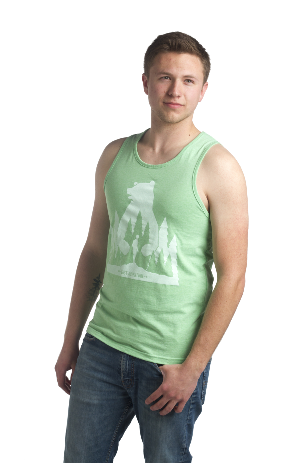 King of the Woods Tank