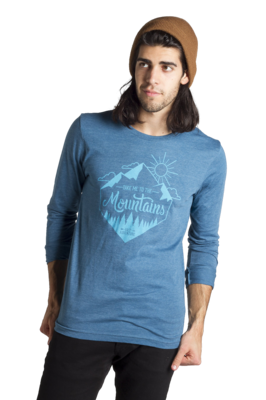 Take Me to the Mountains Long Sleeve