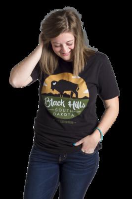 Black Hills Bison Tee