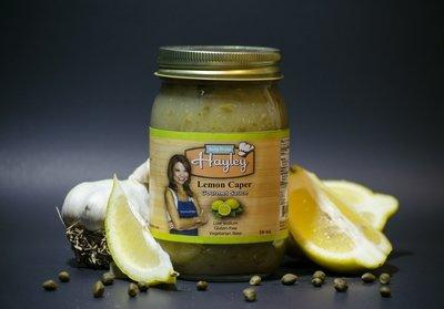 Lemon Caper Cooking Sauce