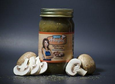 Mushroom Marsala Cooking Sauce