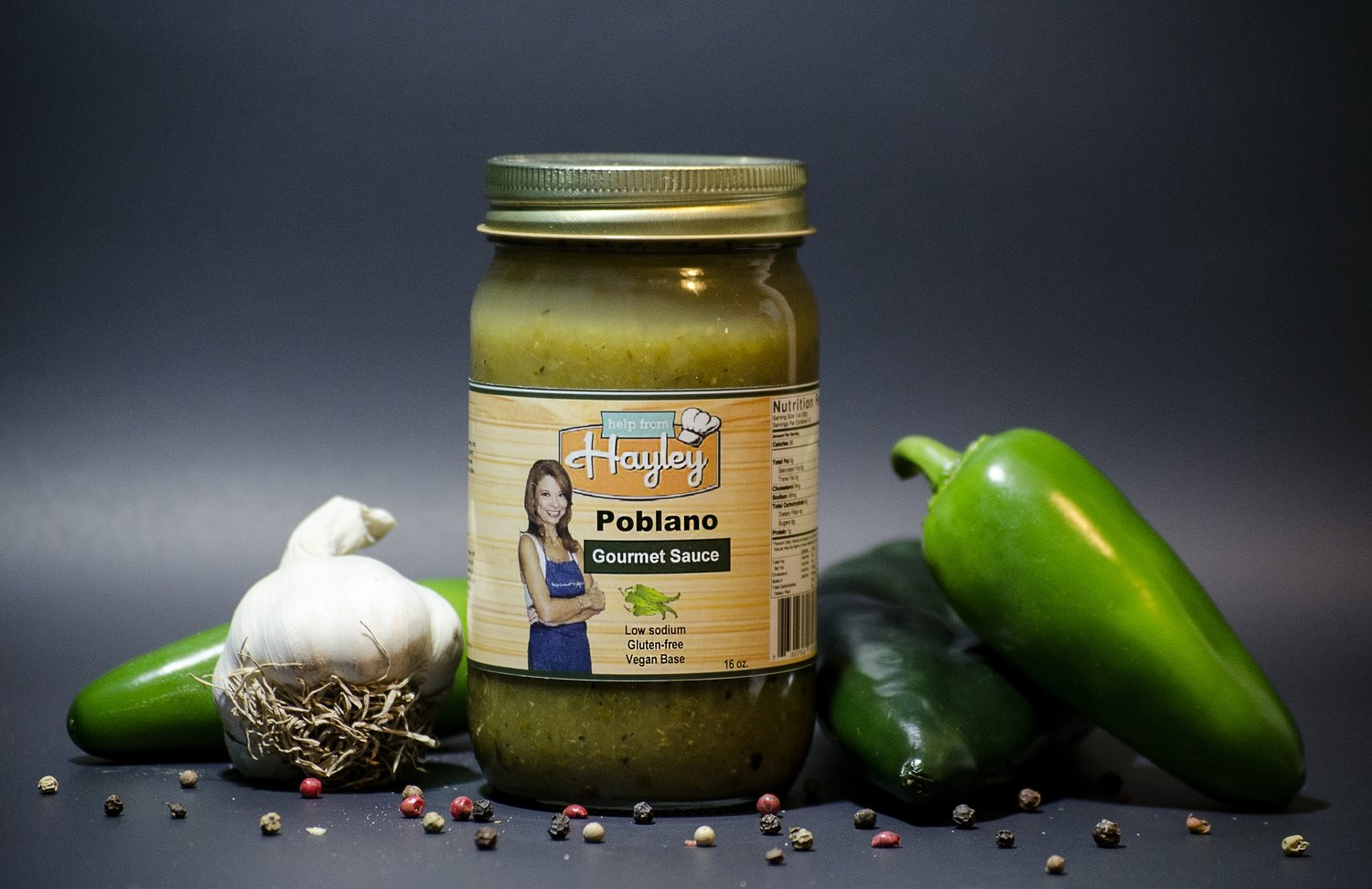 Poblano Cooking Sauce
