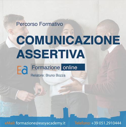 Percorso Formativo - Comunicazione assertiva