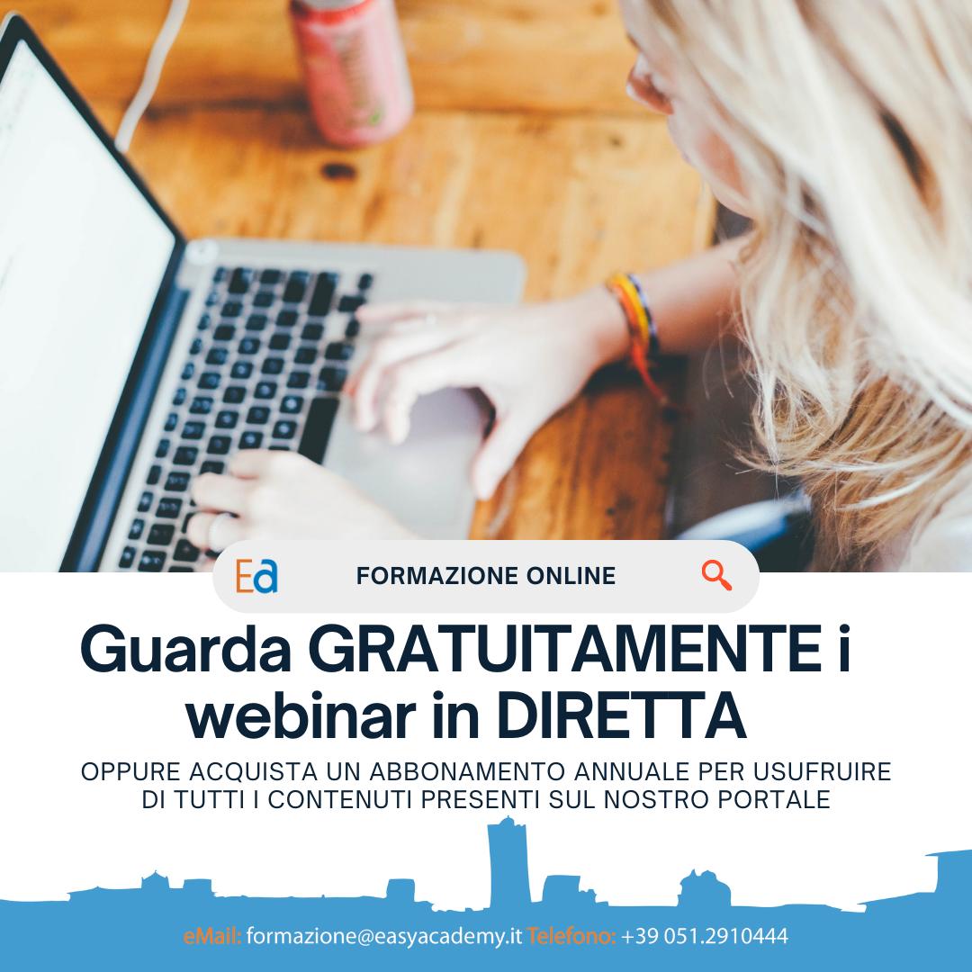Webinar/ Workshop/ Seminar