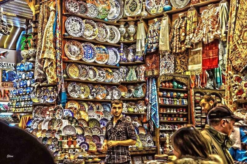 Grand Bazaar stuff