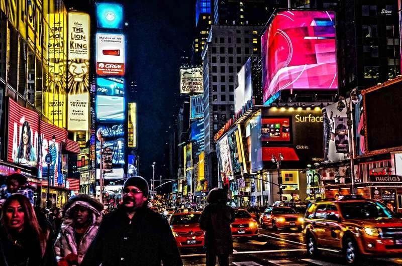Times Square citylife