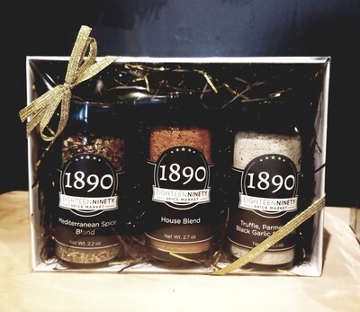 Most Popular Spice Gift Box