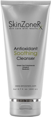 SkinZone RX Antioxidant Soothing Cleanser