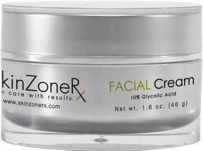 SkinZone RX Facial Cream