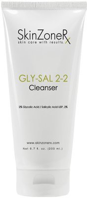 SkinZone RX GLY-SAL 2-2 Cleanser