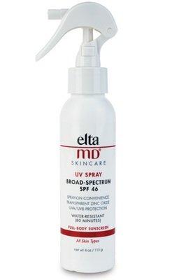 Elta MD UV Spray Broad Spectrum SPF 46