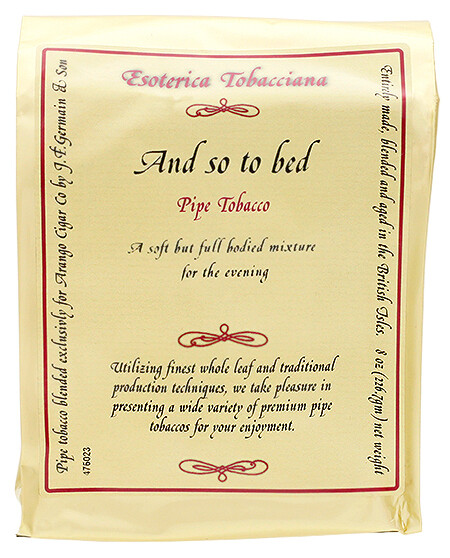Esoterica And So To Bed Bag