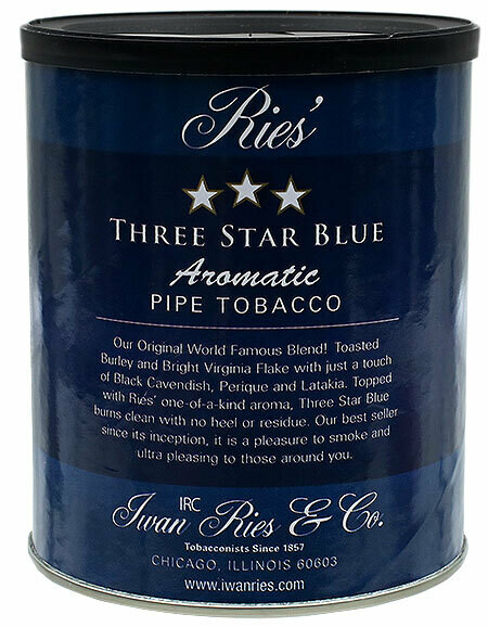 Iwan Ries Three Star Blue