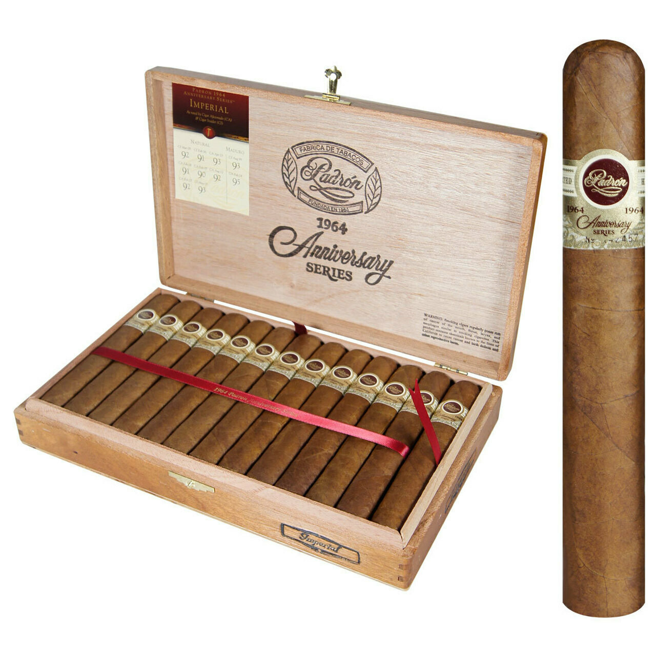 Padron 1964 Imperial Natural