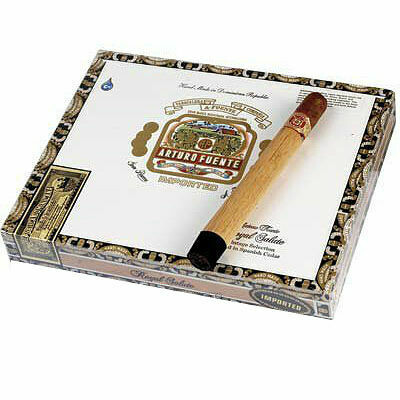 Arturo Fuente Chateau Royal Salute Sun Grown