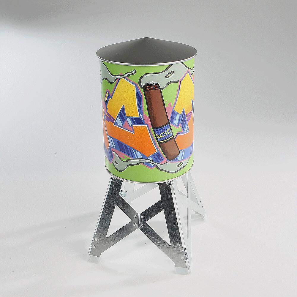 Acid Kuba Arte Water Tower CHINO #1