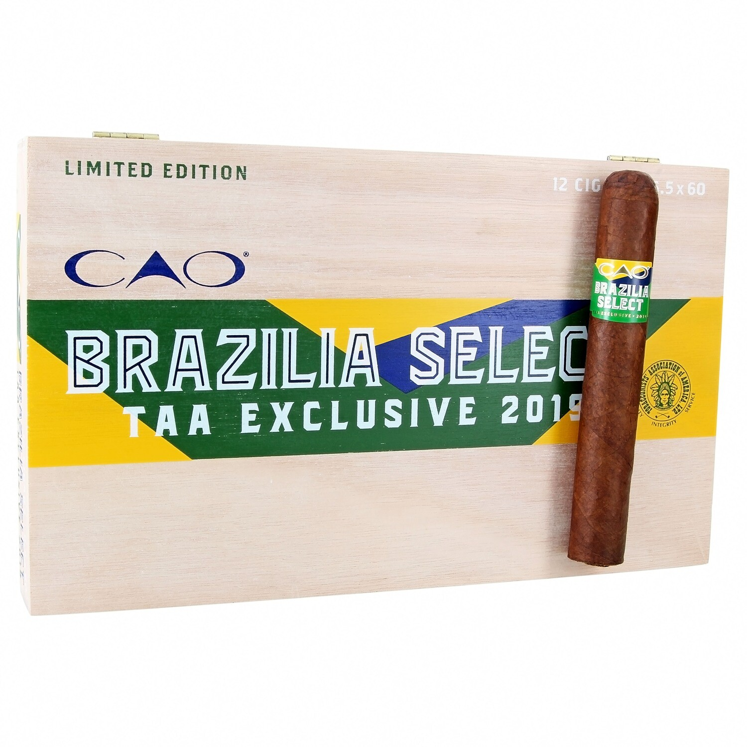 CAO Brazilia Select TAA 2019