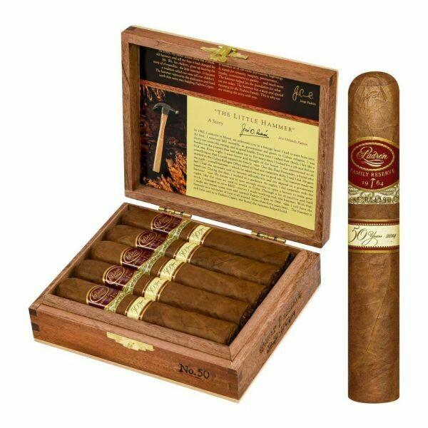 Padron Family Reserve #50 Natural
