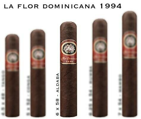 La Flor Dominicana 1994 Aldaba