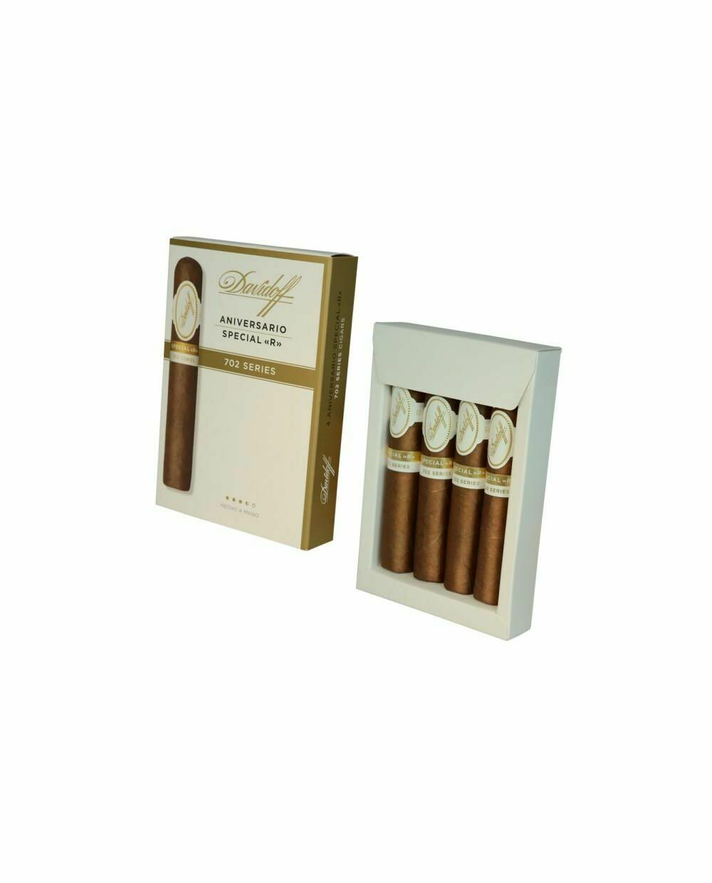 Davidoff 702 Series Special R 4-Pack