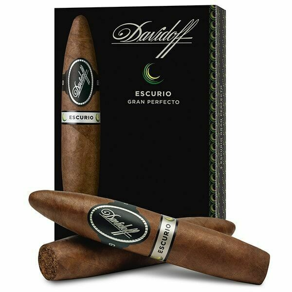 Davidoff Escurio Gran Perfecto 3-Pack