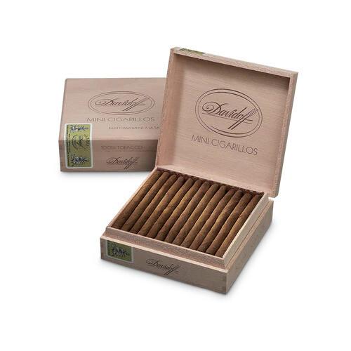 Davidoff Mini Cigarillo Gold 50-Count Box