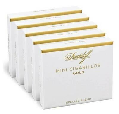 Davidoff Mini Cigarillo Gold 20's Pack