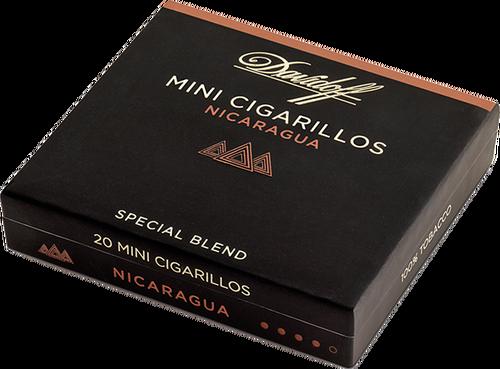 Davidoff Mini Cigarillo Nicaraguan 20's Sleeve