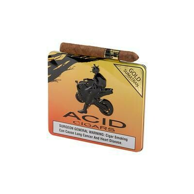 Acid Krush Classic Tin Gold Sumatran