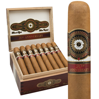 Perdomo 20th Anniversary Connecticut G660