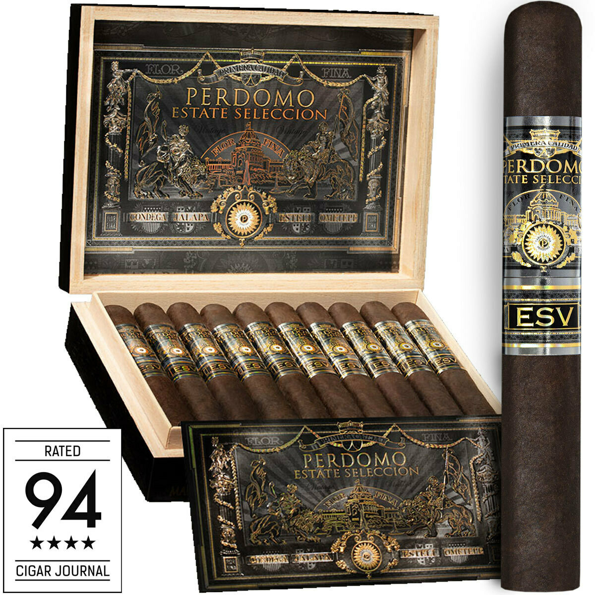 Perdomo Estate Selection Vintage 1991 Imperio Maduro