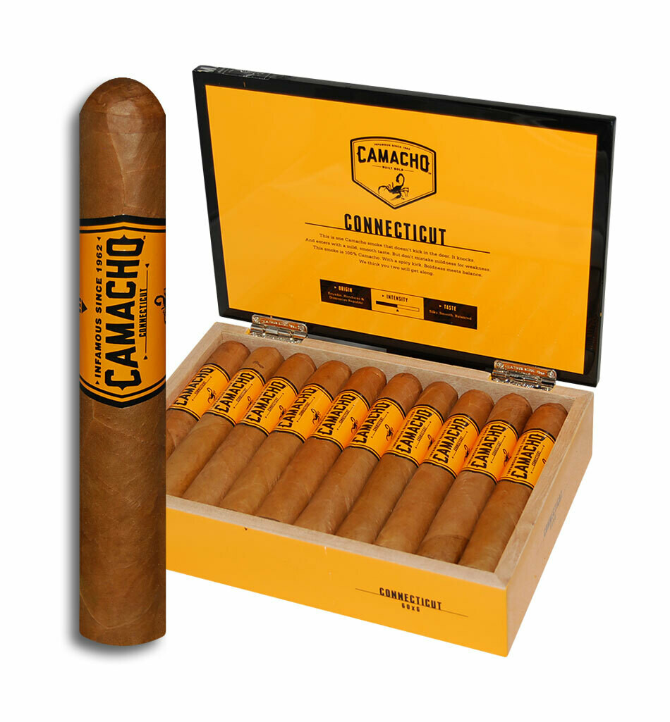 Camacho Connecticut Gordo
