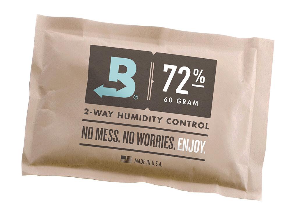 Boveda Pack 72% 60 Gram