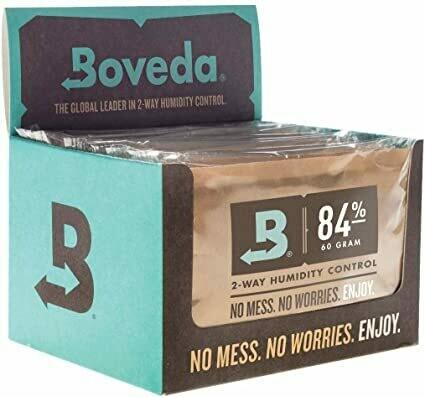 Boveda Pack 84% 60 Gram 12-Pack