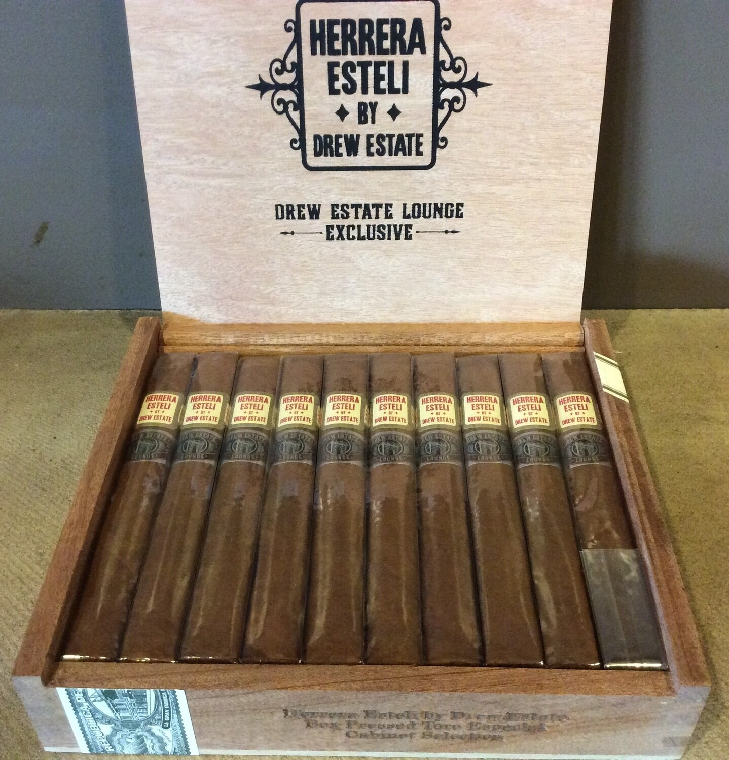 Herrera Esteli Lounge Exclusive