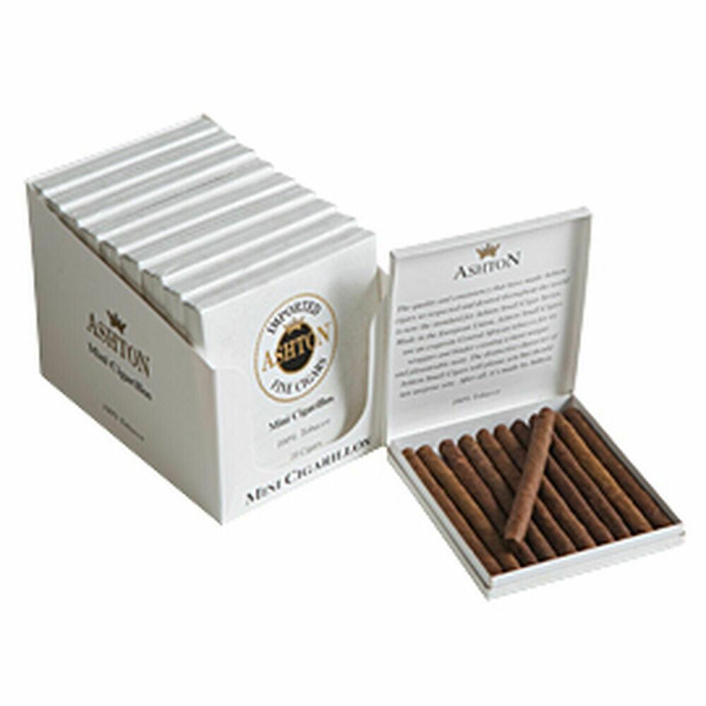 Ashton Mini Cigarillos 20-Pack Sleeve
