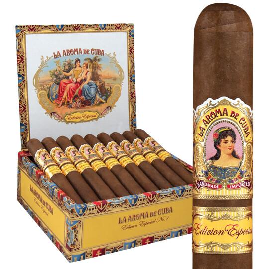 La Aroma de Cuba Edicion Especial #1