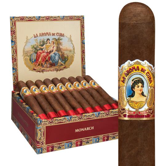 La Aroma de Cuba Monarch