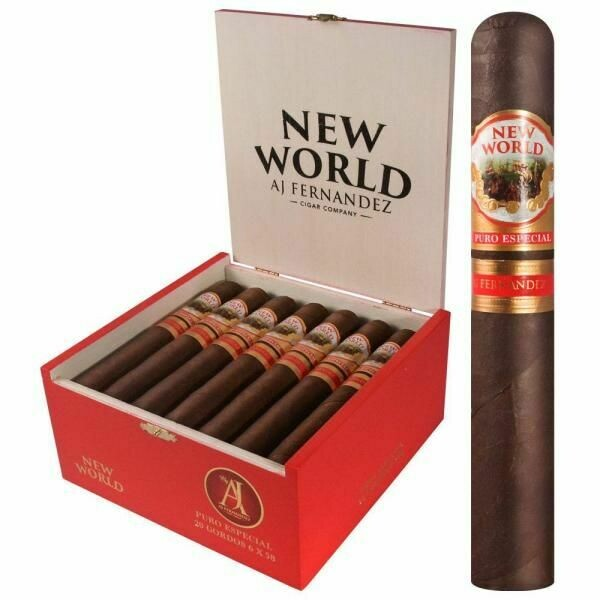 New World Broadleaf Robusto