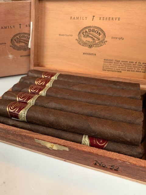 Padron Davidus Cigars 20th Anniversary Natural