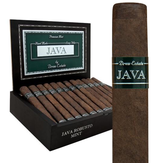 Java Mint Robusto - by Drew Estate