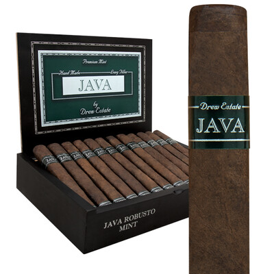 Java Mint Robusto - by Drew Estate