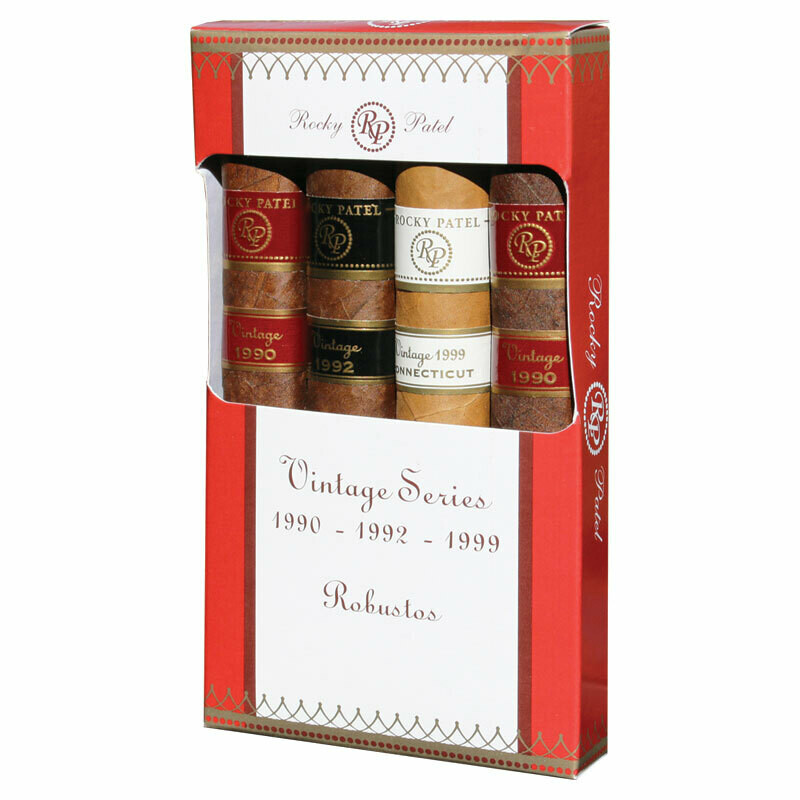 Rocky Patel Vintage Series Robusto 4-Pack
